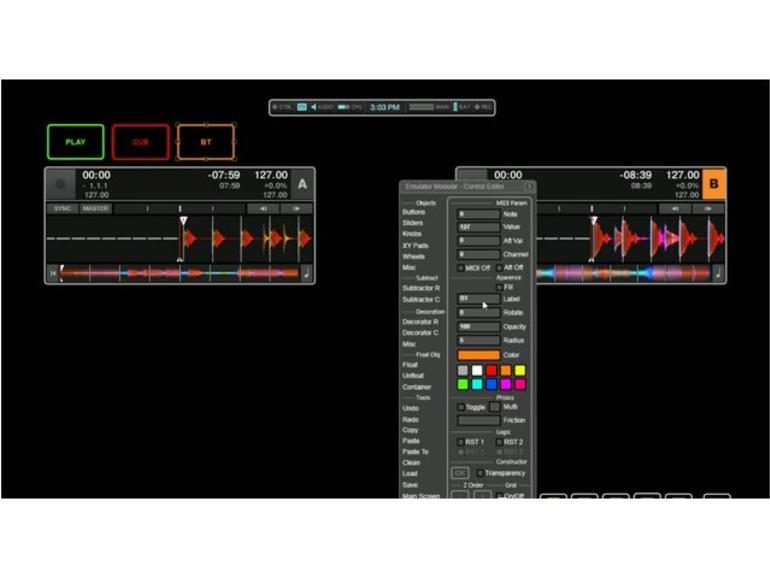 SmithsonMartin Emulator: MIDI-Controller im Eigenbau