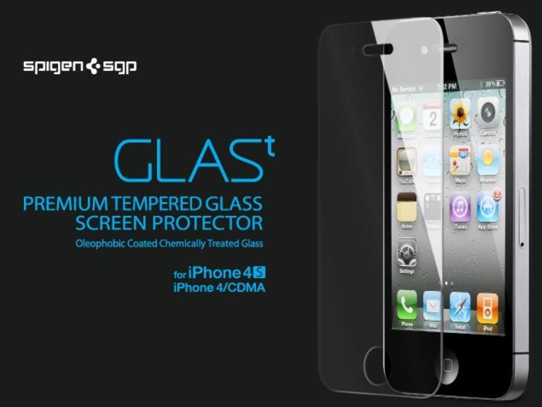 GLAS.t: Glasauflage soll iPhone vor Kratzern schützen