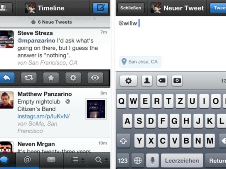 Twitter-Änderungen: Tapbots gibt Entwarnung für Tweetbot