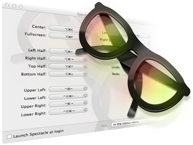 Spectacle: Fenster organisieren, ganz ohne Maus