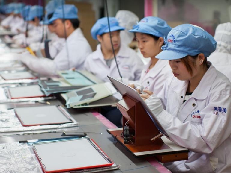 Schlechte Arbeitsbedingungen: China Labor Watch kritisiert Apple-Partner Pegatron