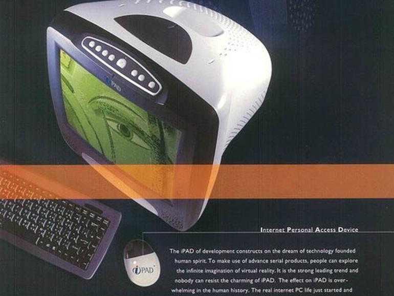 Das Proview IPAD von 1998