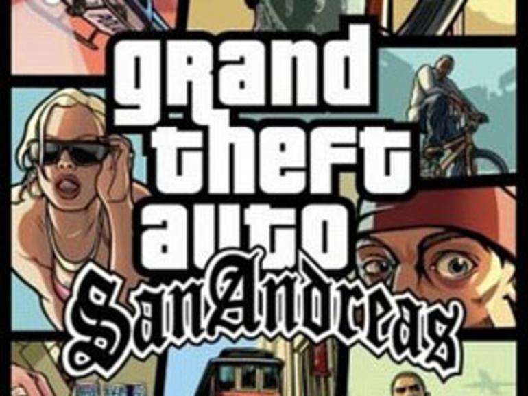 Test: GTA San Andreas für Mac OS X