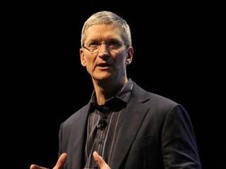 "Das sagte Tim Cook auf der ""Goldman Sachs Technology and Internet Conference"""