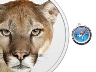 OS X Mountain Lion: Die Neuerungen in Safari 5.2