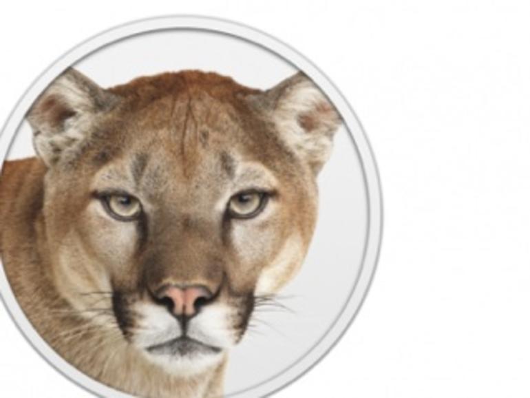 Apple verteilt Mountain Lion Golden Master an Entwickler