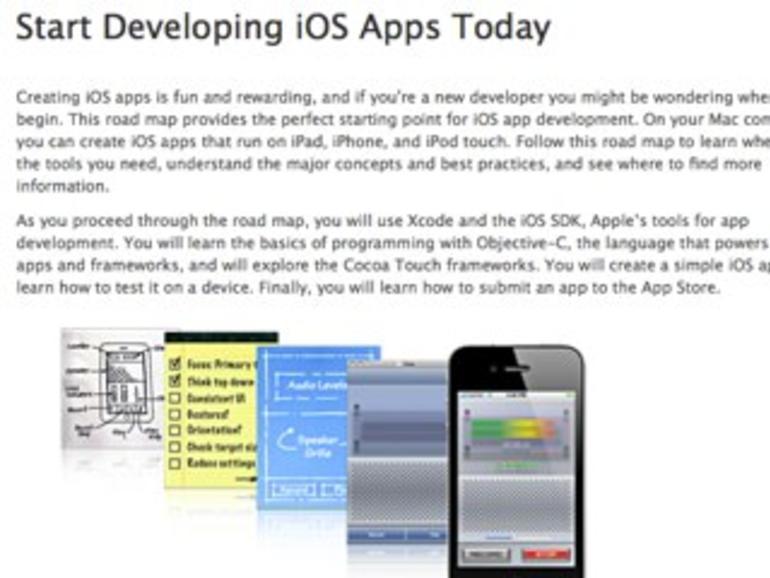 Apple veröffentlicht Anleitung zur App-Entwicklung