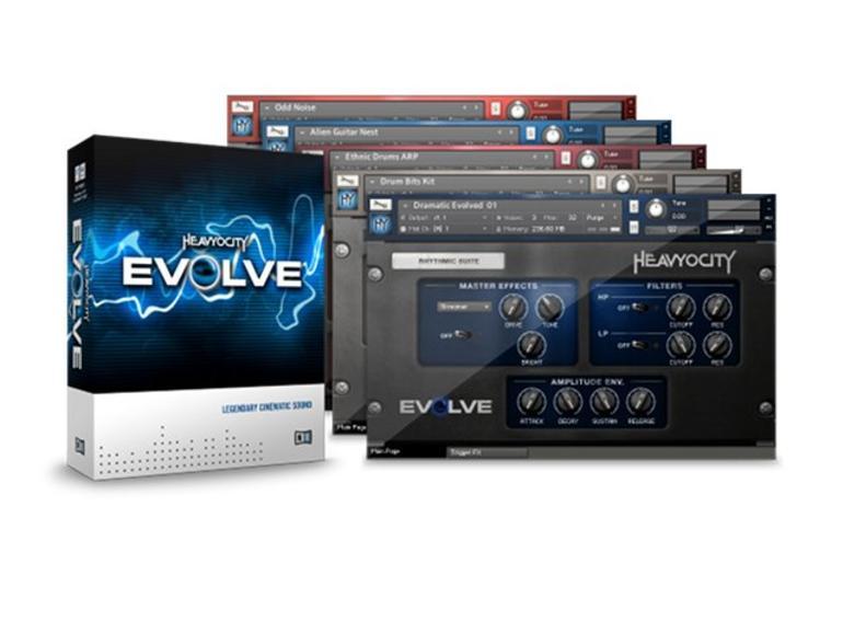 Native Instruments veröffentlicht Evolve
