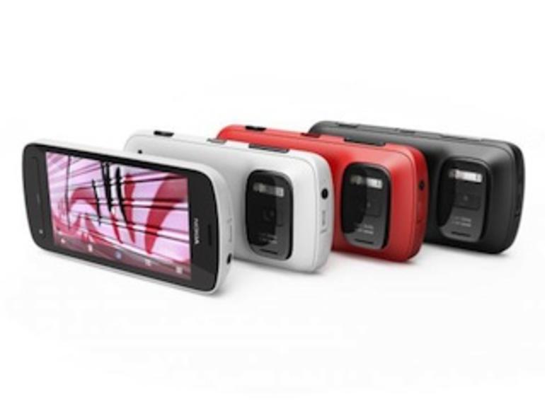 Nokia stellt Smartphone mit 41-Megapixel-Kamera vor