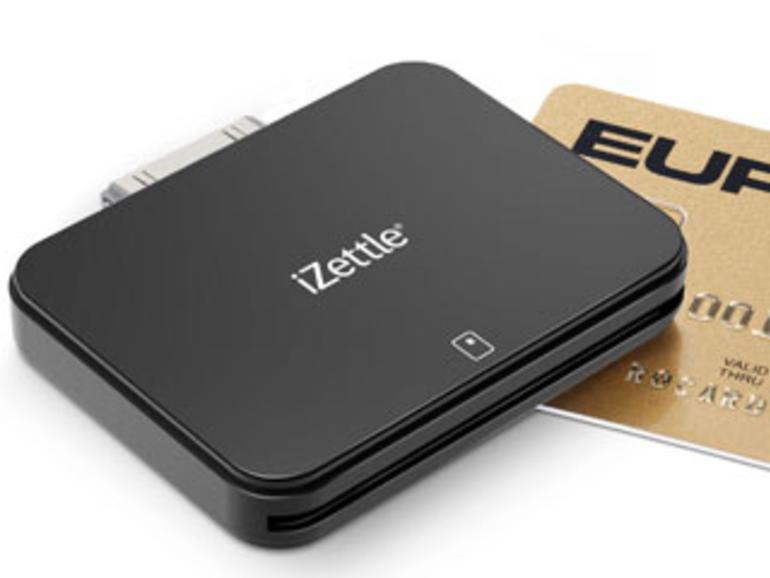 iZettle: Das iPhone als Kreditkartenterminal