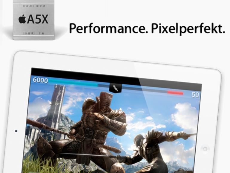 Das neue iPad und Apples Quadcore-Schwindel?
