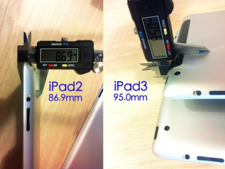 "iPad 3. Generation: Für Apple nur ""Plan B""?"
