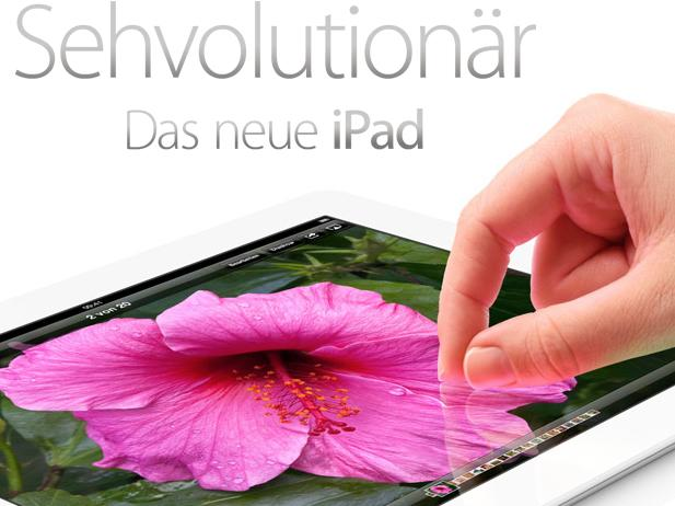 Apple sichert sich iPad3.com-Domain