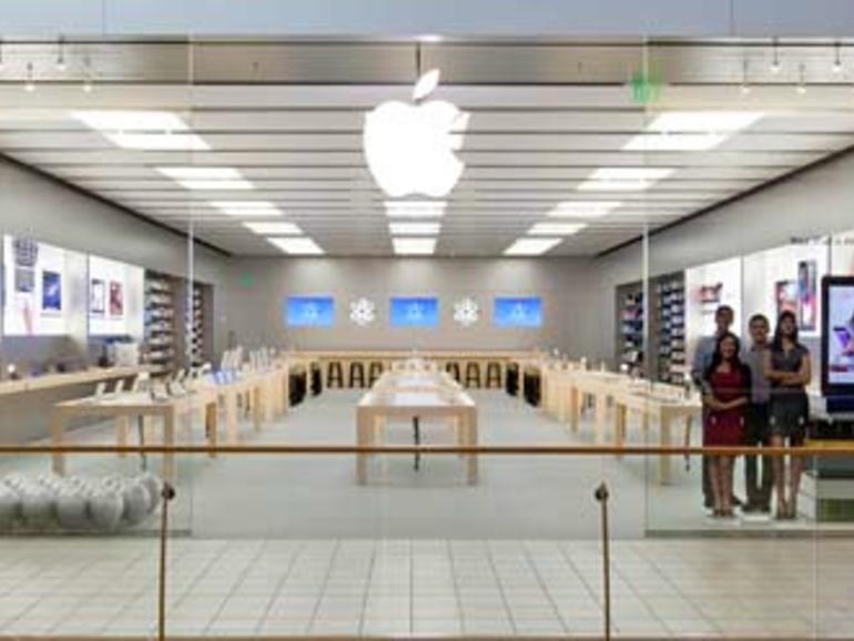 Rekord: Apple Stores so erfolgreich wie nie