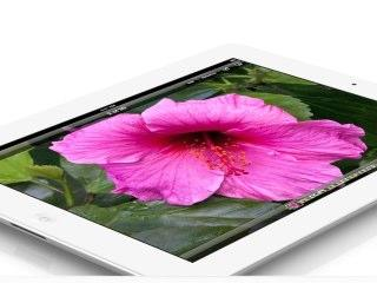 Apple verdient an einem iPad nur halb so viel wie an einem iPhone