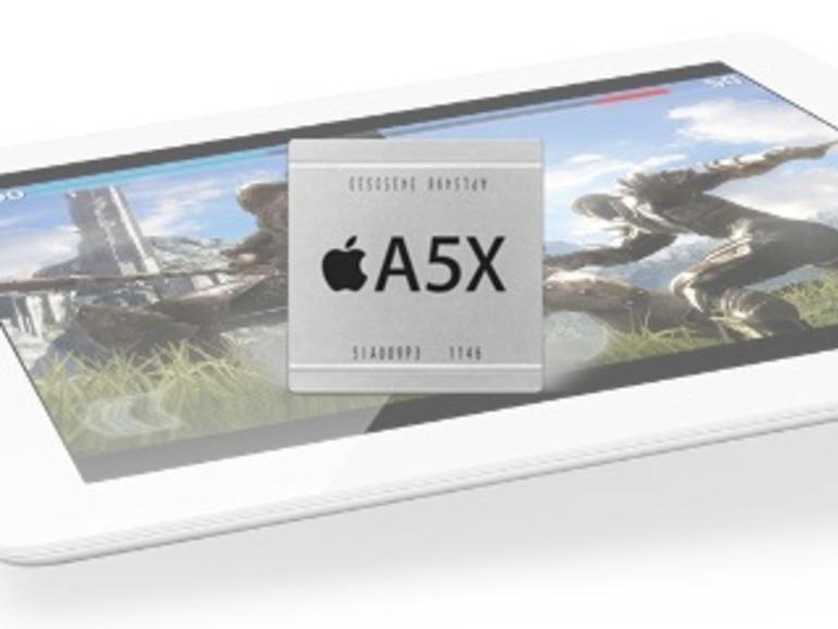 iPad 3. Generation: Erste Benchmarks bestätigen 1 GB RAM und 1 GHz Prozessortakt