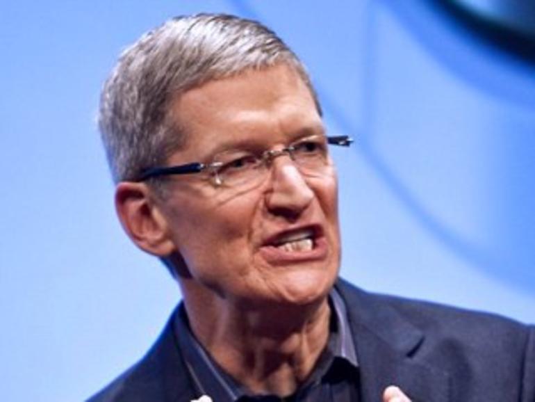 iOS-Adressbuch-Diebstahl: Apple-CEO Cook knöpft sich Entwickler vor