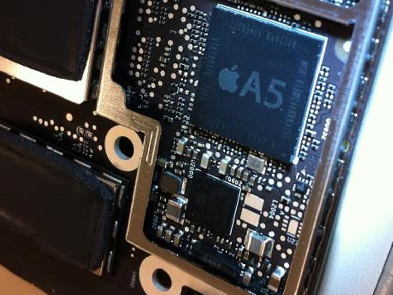 Apple TV 3. Generation: Teardown enthüllt 512 MB RAM und A5-Sonderanfertigung