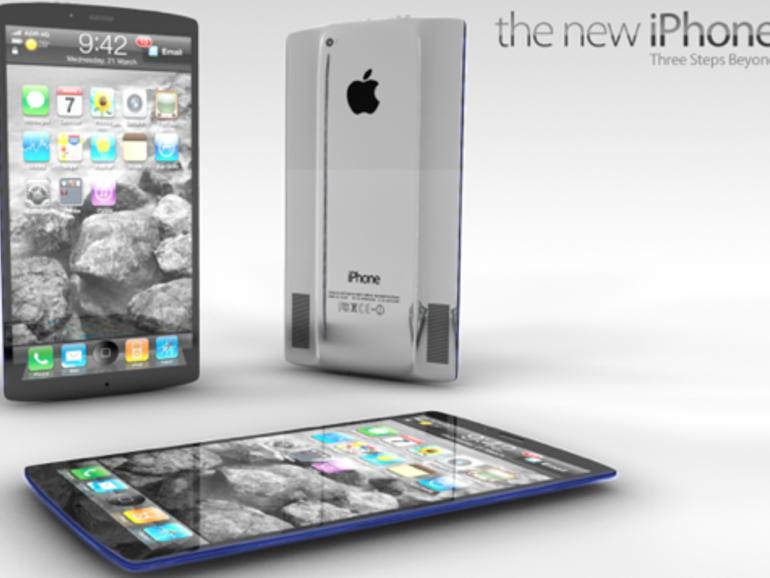 iPhone 5: Neue Konzeptstudie zeigt beeindruckendes Design
