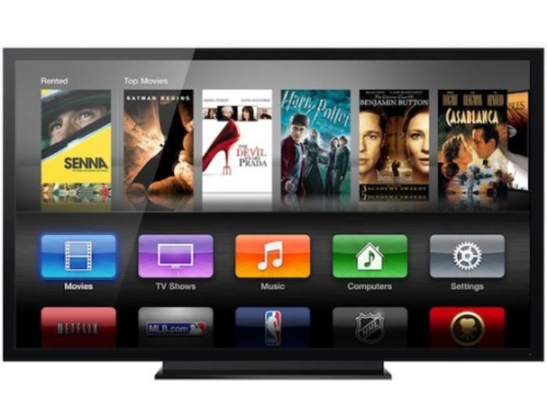 WWDC-Gerücht: Apple wird HDTV-Betriebssystem vorstellen