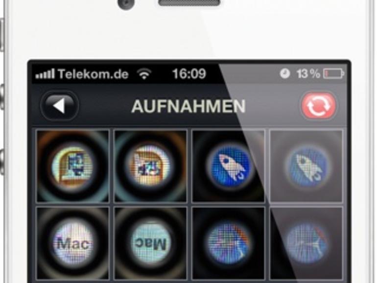 iPad 3 vs. iPad 2: Das Retina Display unter dem iPhone-Mikroskop