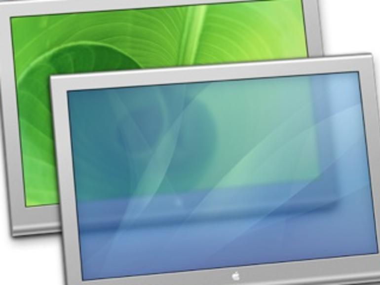 Mac-OS-X-Netzwerkdienste: Bildschirmfreigabe verwenden