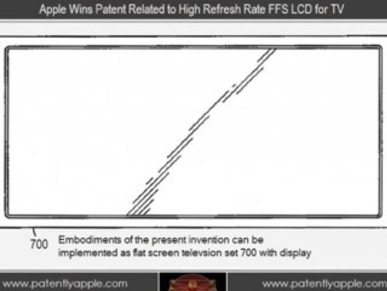 Apple-Fernseher: Patentschrift gewährt Einblicke in Entwicklung