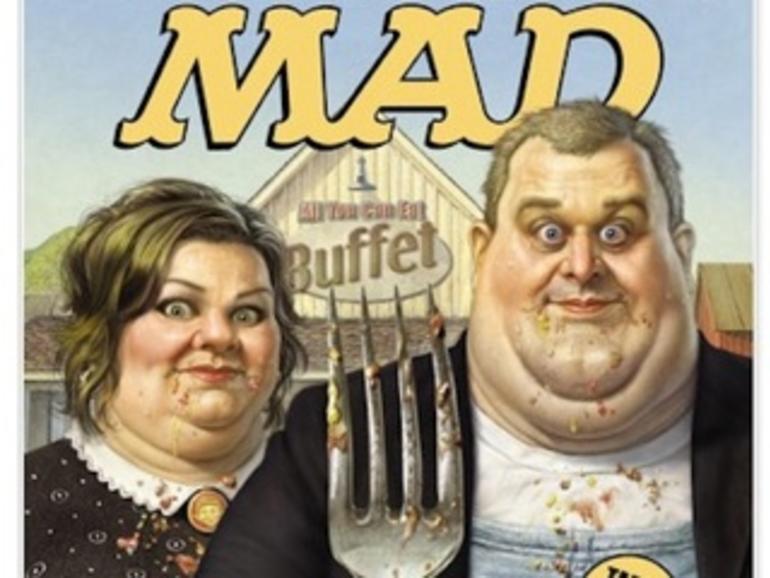 Satiremagazin MAD ab sofort als iPad-App erhältlich