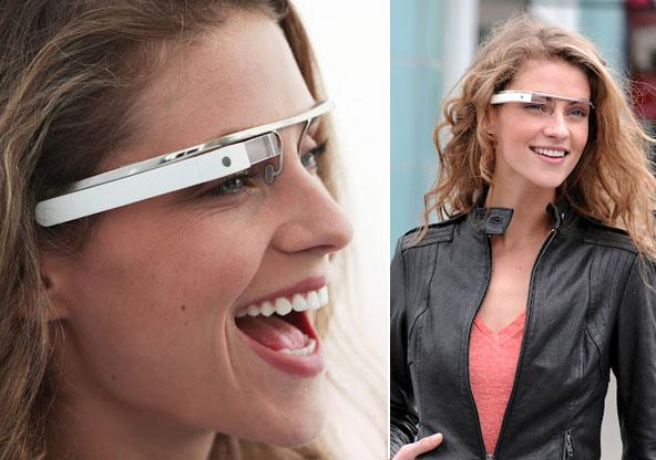 Googles Project Glass: Augmented-Reality-Brille