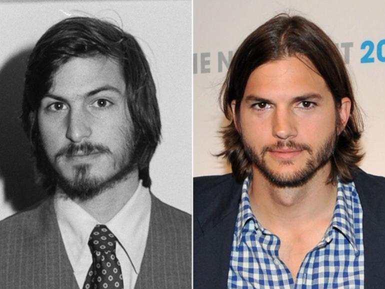 Erste Bilder von Ashton Kutcher als Steve Jobs