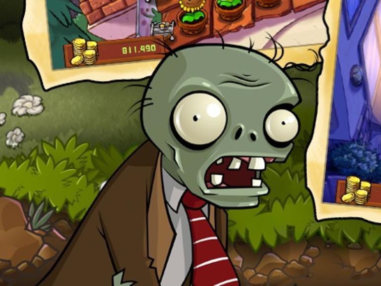 Pflanzen gegen Zombies: Großes Update für die iOS-Versionen erschienen