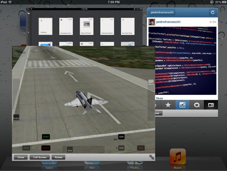 Quasar: Fensterverwaltung für iPads mit Jailbreak