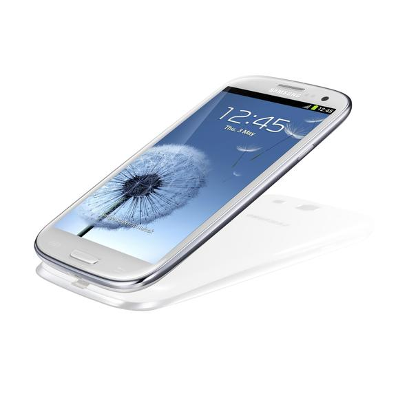 Samsung Galaxy S3: iPhone-Herausforderer kopiert bei Apple