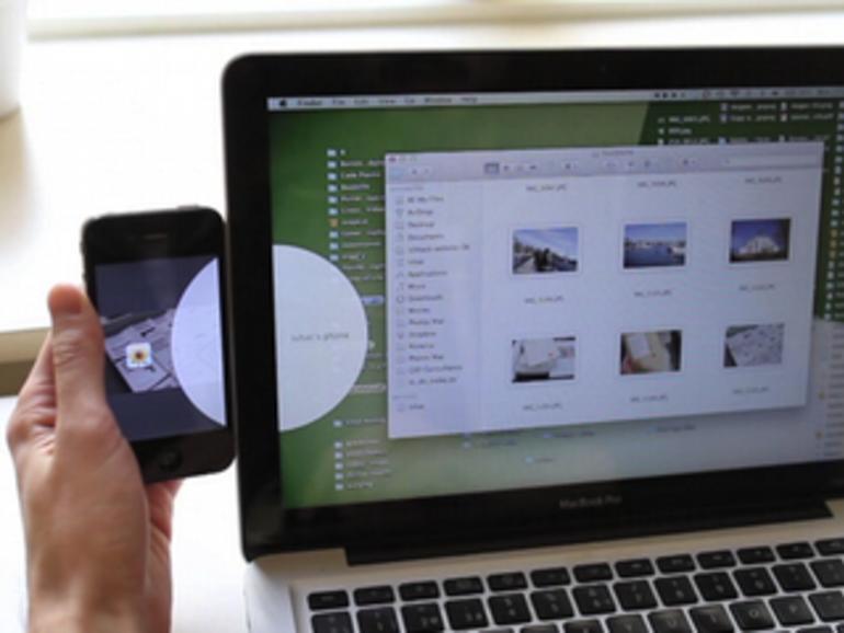 Zukunftsmusik: Eleganter Datenaustausch zwischen iPhone und Mac