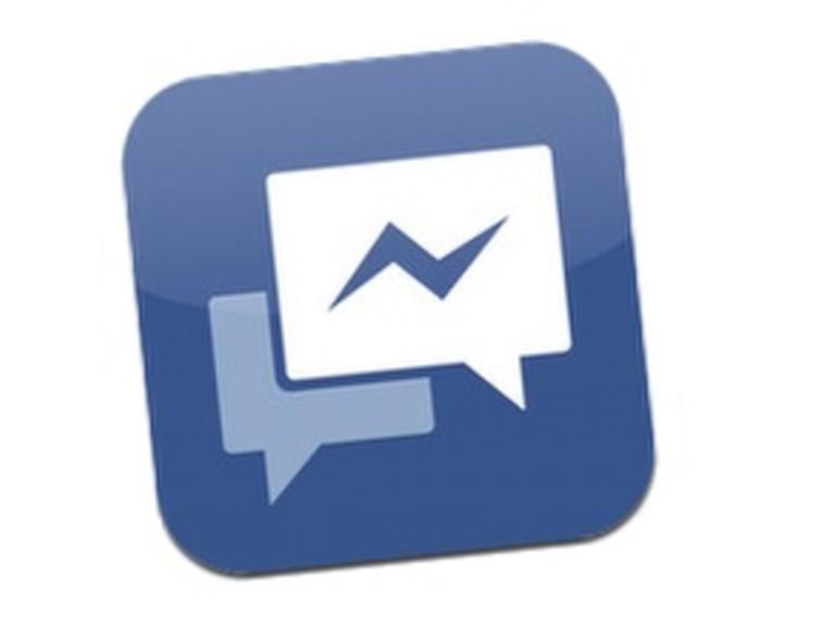 Schneller und mit mehr Sprachen: Facebook aktualisiert Messenger-App