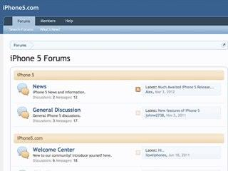 Apple kämpft um iphone5.com-Domain