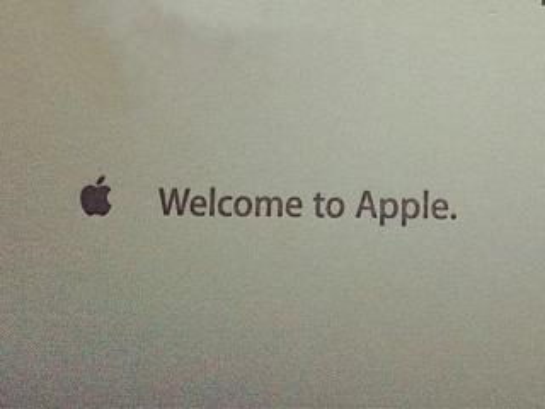 So heißt Apple neue Mitarbeiter willkommen
