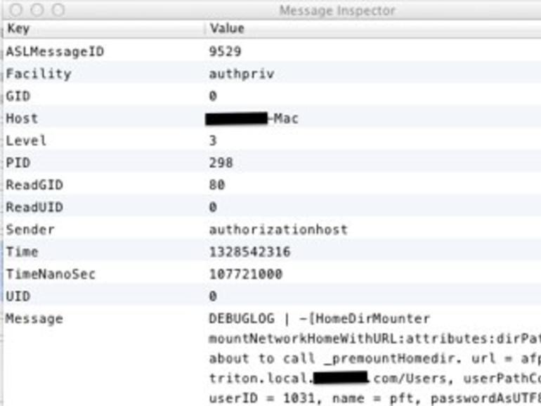 FileVault-Sicherheitslücke: OS X Lion verrät Passwort