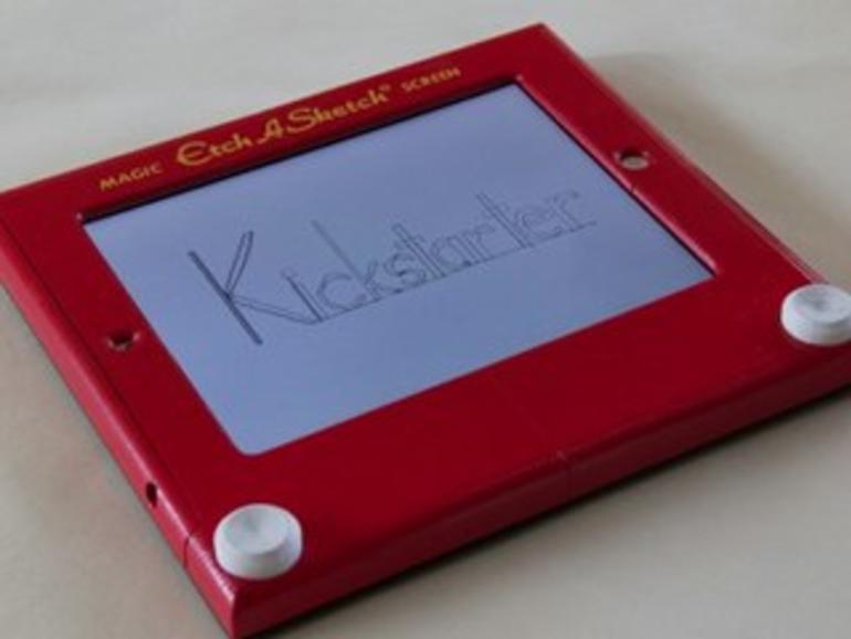 "Kickstarter-Fundstück: ""Etcher"" kombiniert Zaubertafel mit iPad-Hülle"