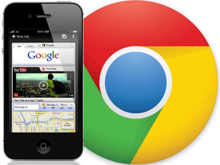 Google plant Chrome-Browser für iOS
