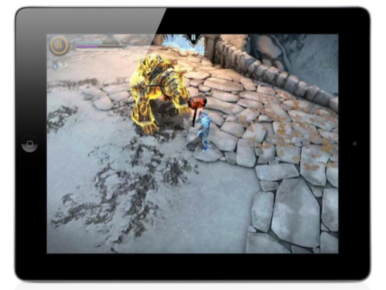 """Erstes Gameplay Video von """"Infinity Blade: Dungeons"""" aufgetaucht"""