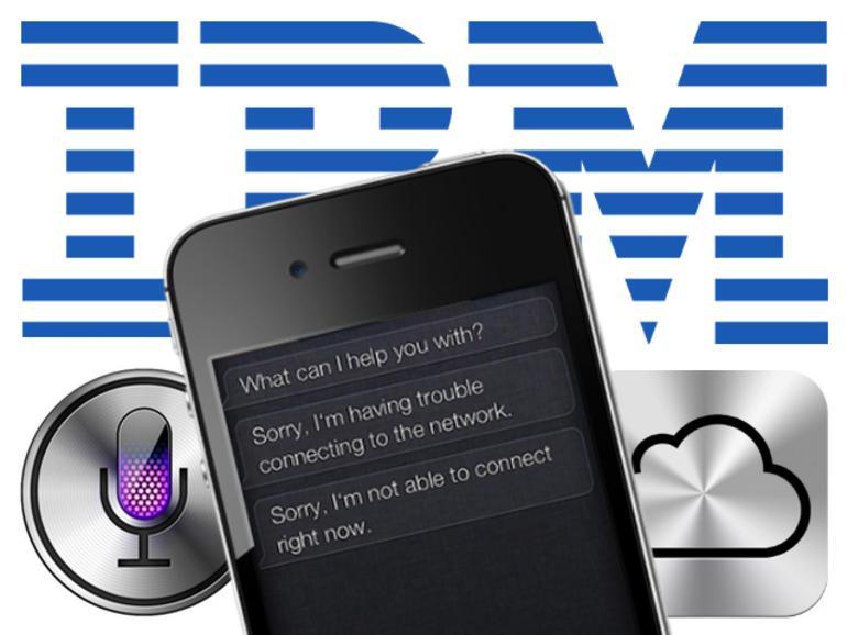 Sicherheitsbedenken: IBM verbietet Mitarbeitern die Nutzung von Siri und iCloud