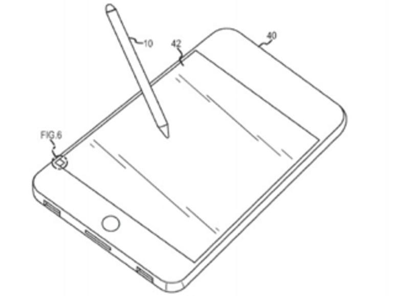 Apple beantragt Patent auf iPhone-Stylus
