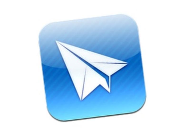 Update für Sparrow bringt iPhone-5- und Passbook-Unterstützung