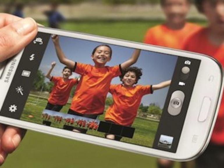 Patentstreit: Apple nimmt das Samsung Galaxy SIII ins Visier