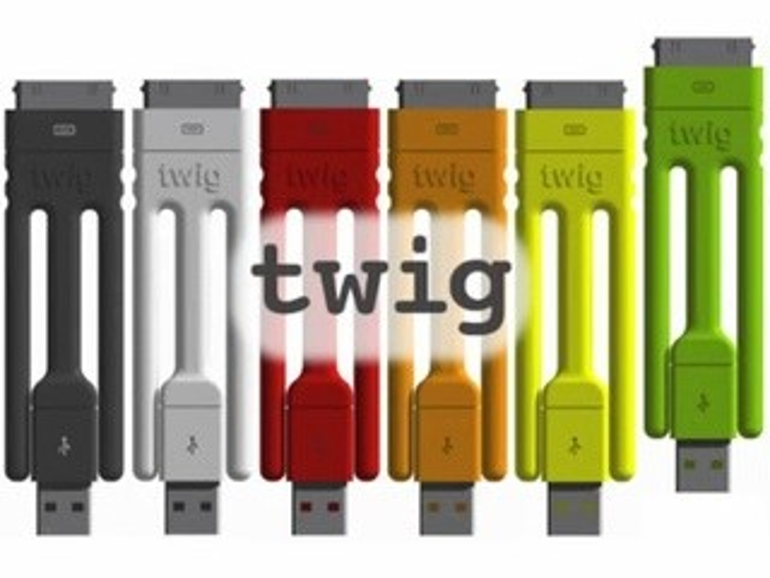 Twig: Kickstarter-Projekt kreuzt iPhone-Kabel mit Stativ