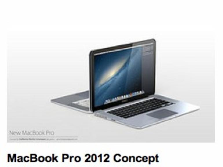 MacBook Pro 2012 Mockup 2