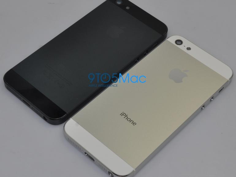 iPhone 5: Schematische Darstellung zeigt 4-Zoll-Display und neu platzierte Kamera