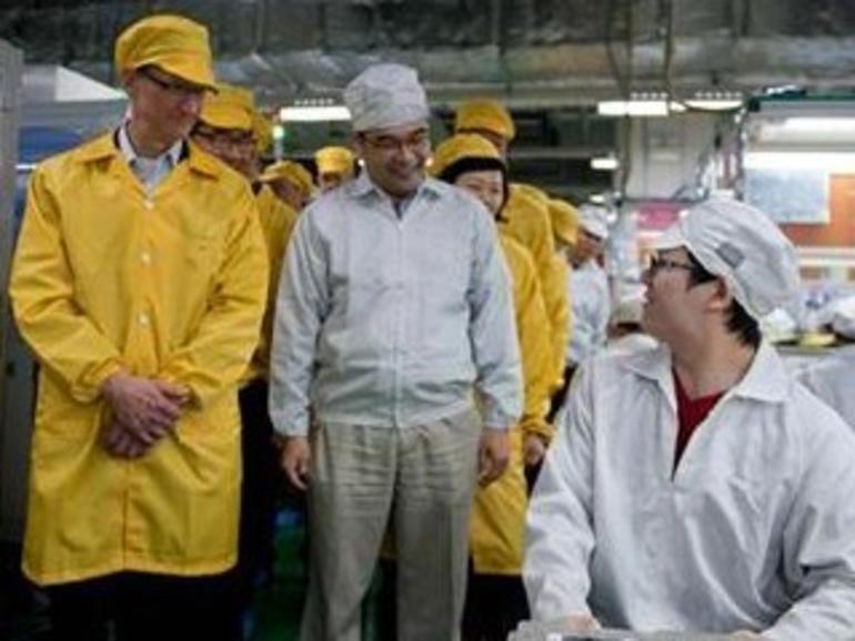 Arbeitsbedingungen bei Foxconn noch immer nicht verbessert?