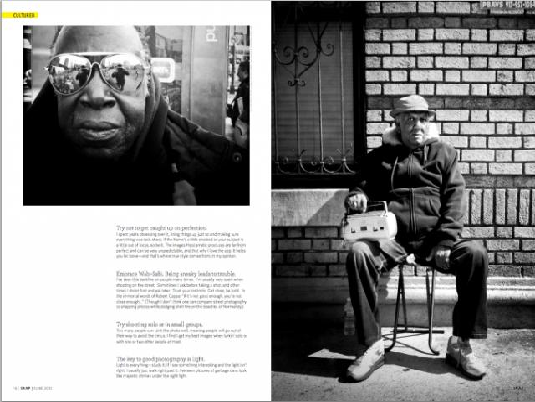 Snap Magazine bringt Hipstamatic-Fotos auf das iPad